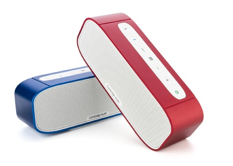 G2 ultra-portable speaker in a new limited edition sweepstakes