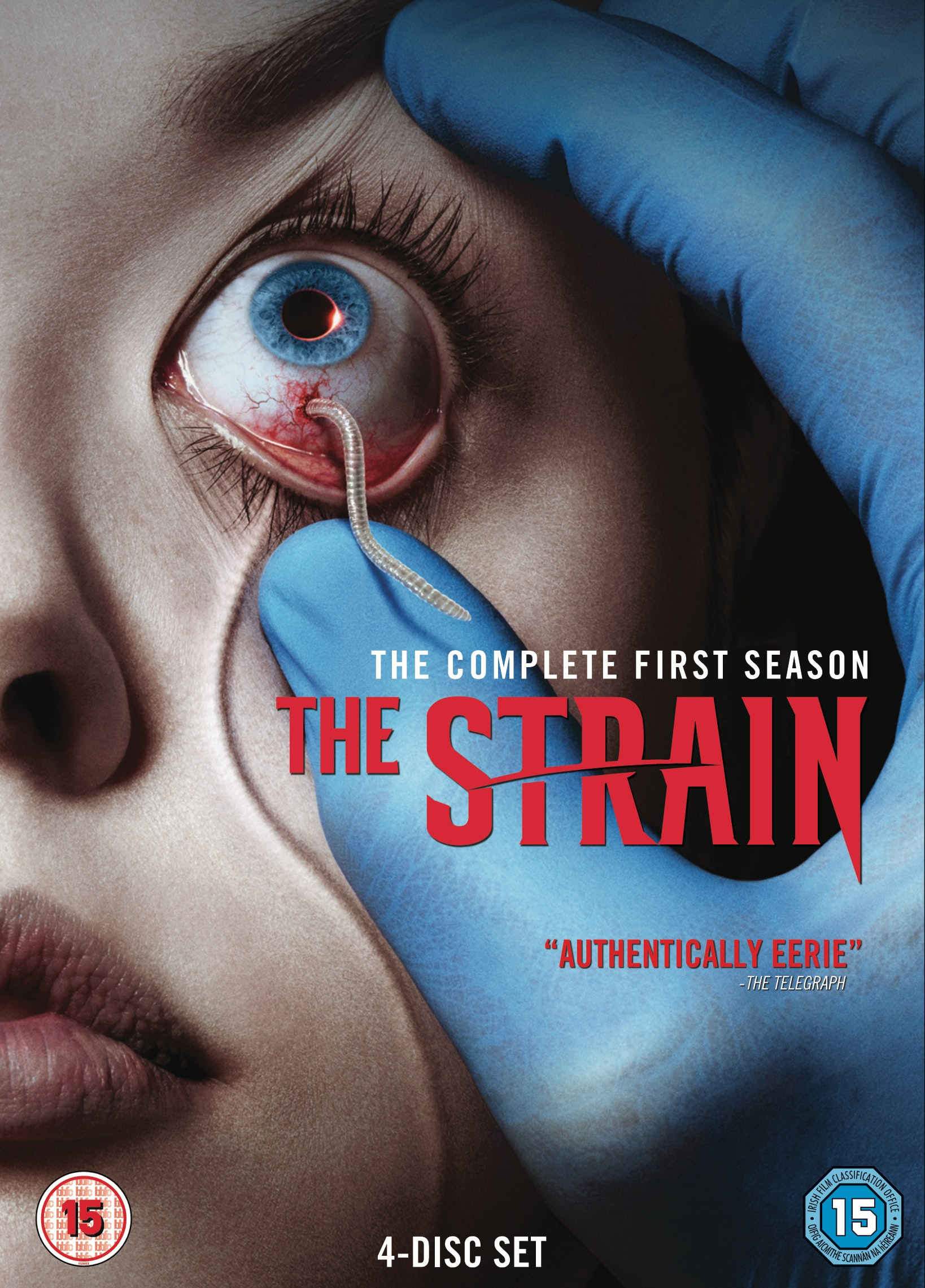 WIN A COPY OF THE STRAIN ON DVD sweepstakes