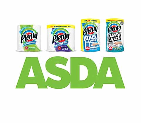 Win £400 in Asda vouchers with Plenty sweepstakes
