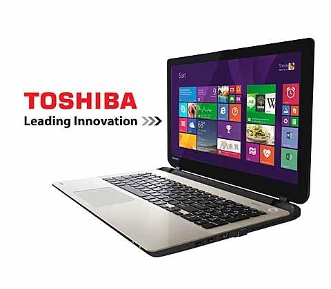 Win a Toshiba Satellite laptop sweepstakes