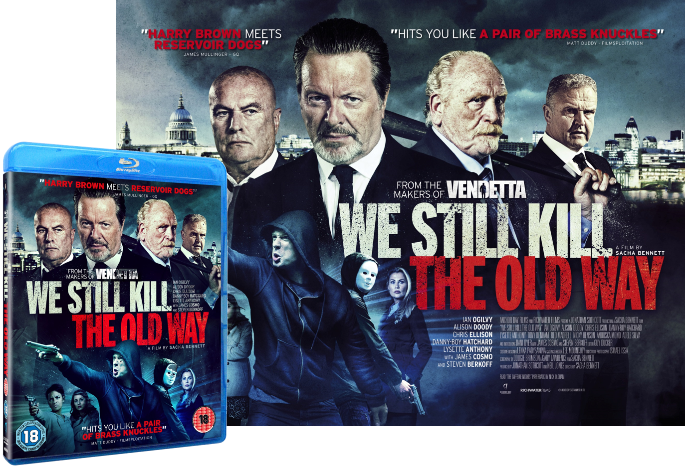 WE STILL KILL THE OLD WAY  sweepstakes