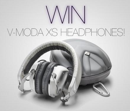 V-MODA XS Headphones sweepstakes