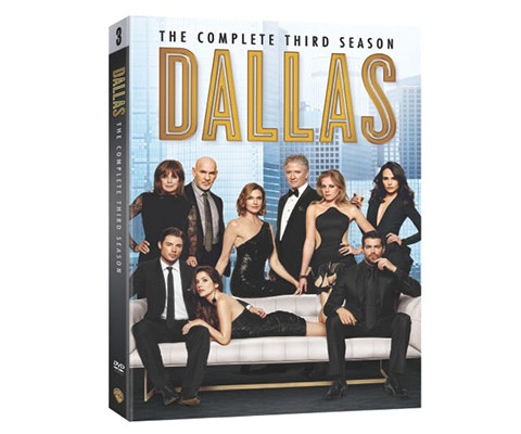 Dallas Season Three on DVD sweepstakes