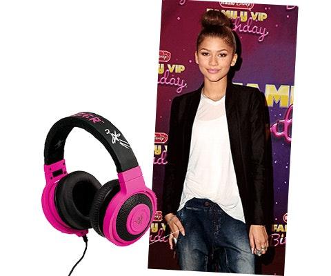 Zendaya Signed Razer Kraken Headphones sweepstakes
