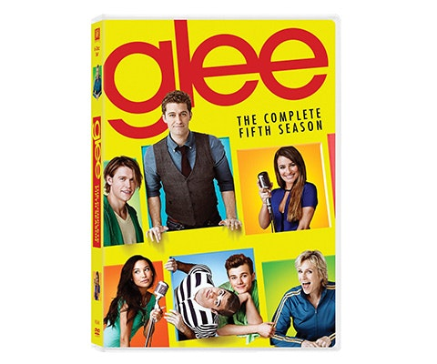 Glee Season 5 on DVD sweepstakes
