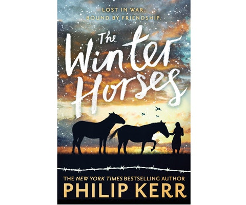Family ticket to the Royal Windsor Horse Show and a signed copy of The Winter Horses sweepstakes