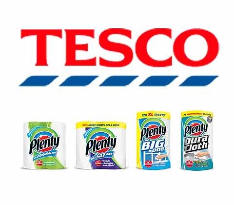 Win £400 Tesco voucher with Plenty sweepstakes