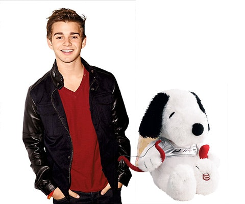 Jack Signed Snoopy sweepstakes