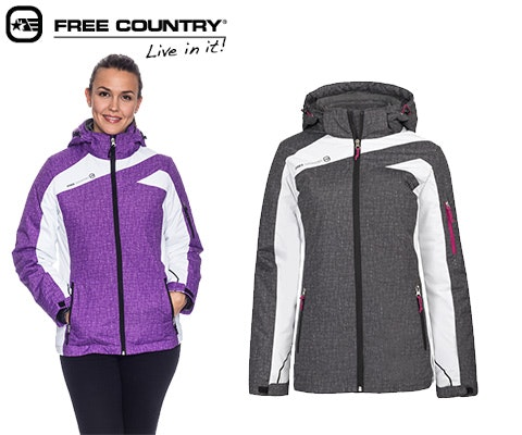 Free Country Jacket sweepstakes
