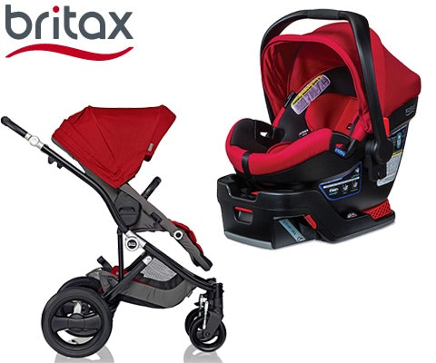 Britax Stroller and Car Seat sweepstakes