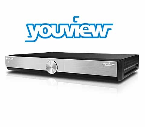 Win 2 x YouView+ box sweepstakes