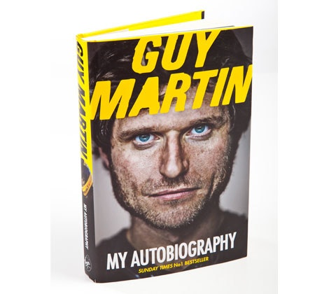 Guy Martin My Autobiography  sweepstakes