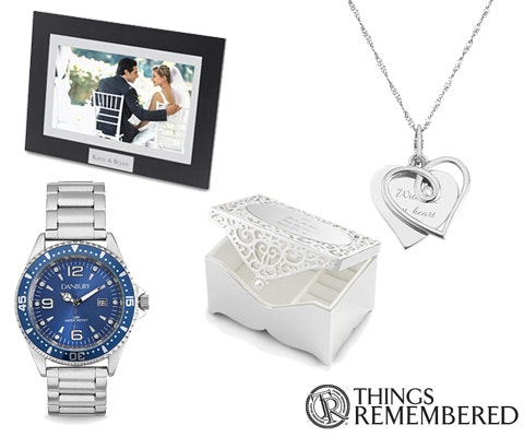 Things Remembered Prize Package sweepstakes