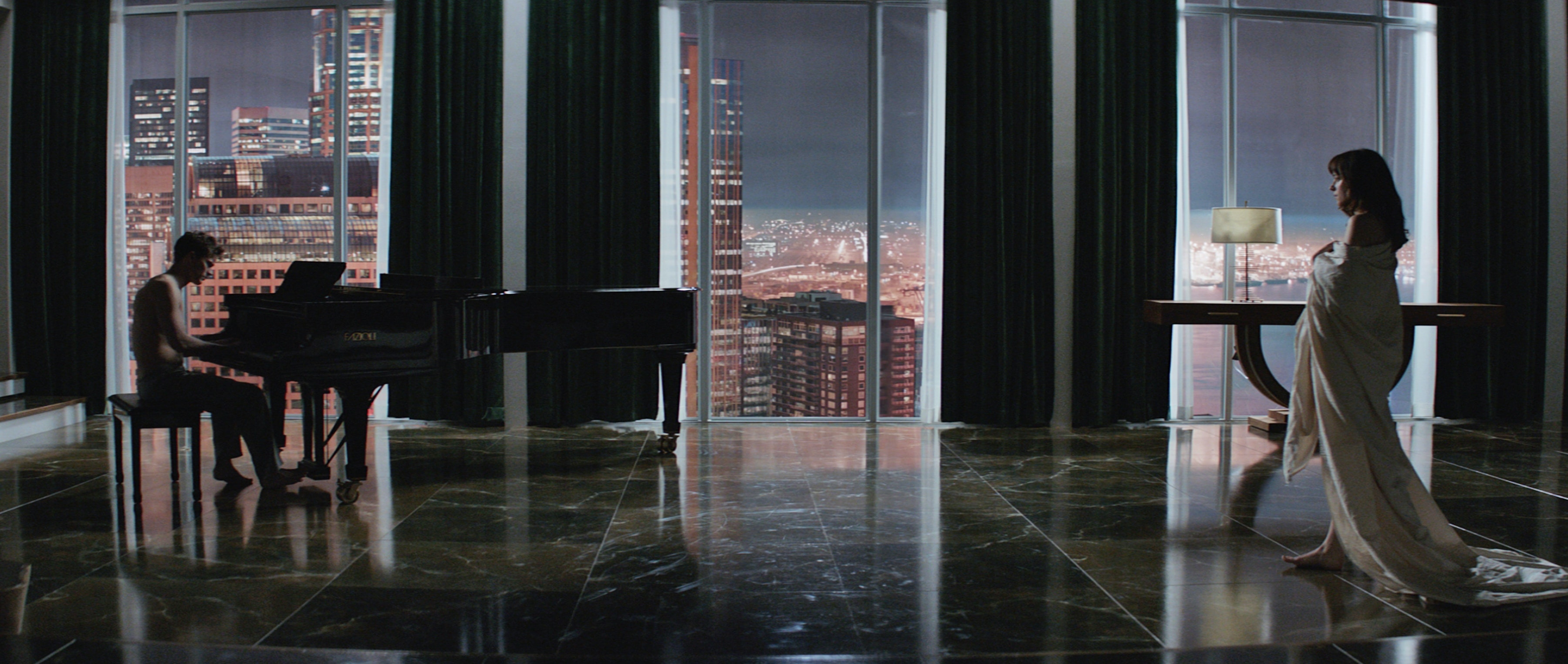 WIN Tickets To The Fifty Shades Of Grey Premiere! sweepstakes