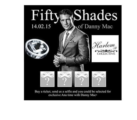 Win 3 x VIP tickets to meet Danny Mac sweepstakes