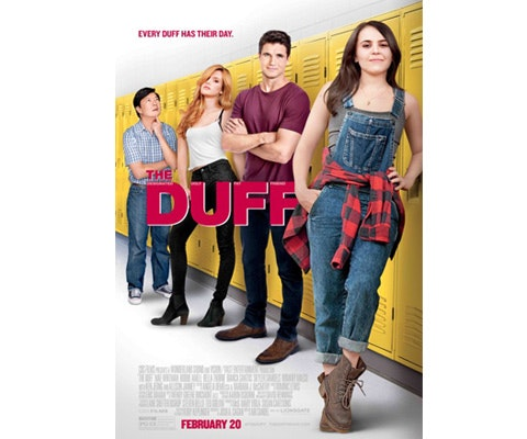 THE DUFF Screening sweepstakes