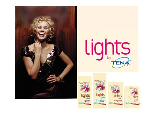 Win £400 in ASOS vouchers with lights by TENA sweepstakes
