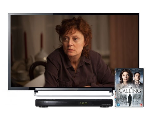 Win The Calling DVD plus a 32in TV & DVD Player sweepstakes
