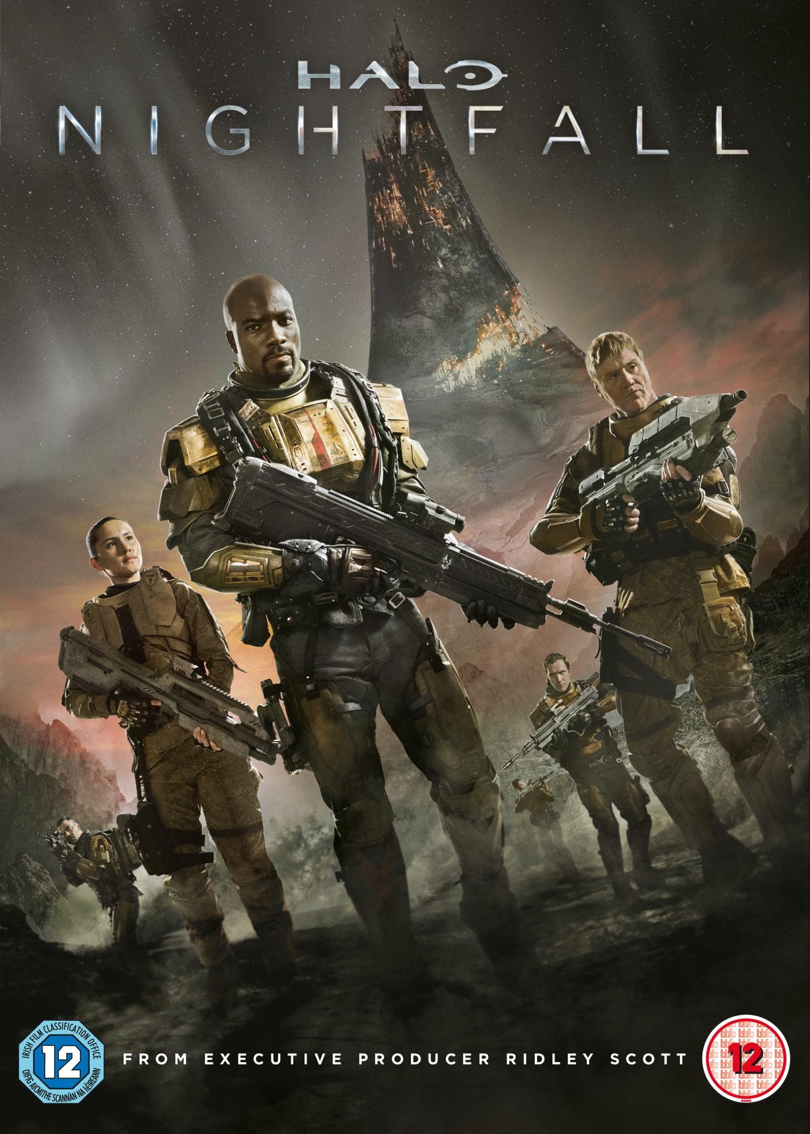 Halo: Nightfall  sweepstakes