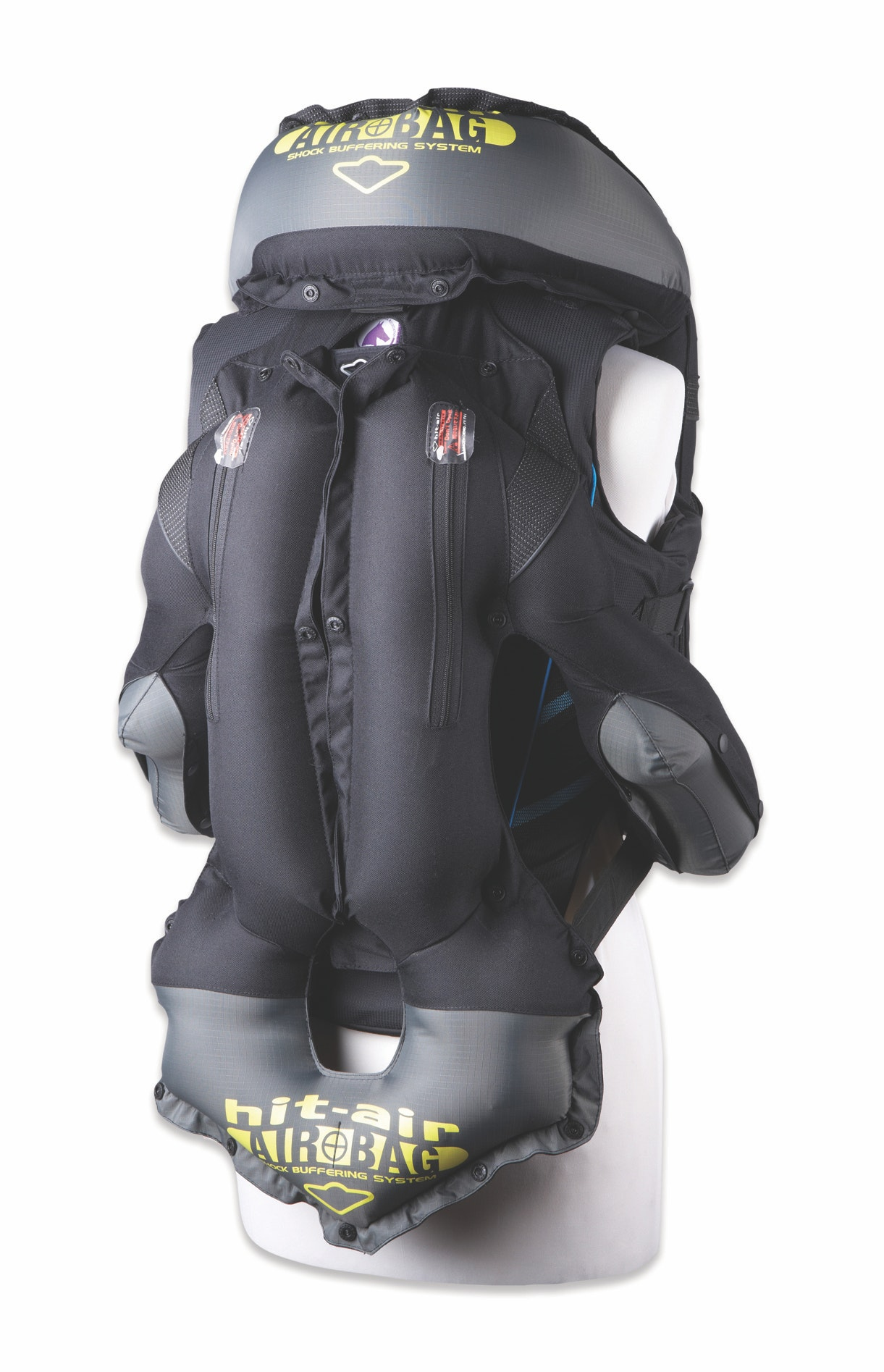 Hit-Air vest, jacket and cap  sweepstakes