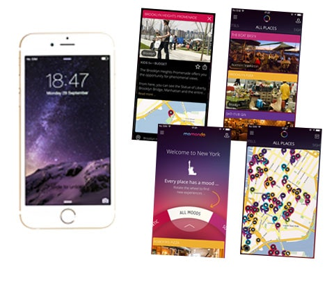 Win an Apple iPhone 6 sweepstakes