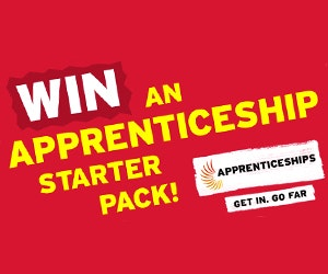 Apprenticeship Starter Pack sweepstakes