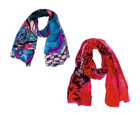 Desigual Scarf sweepstakes