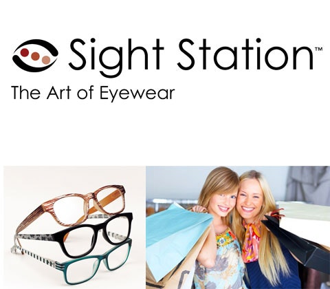 Win two pairs of stylish Sight Station fashion reading glasses and high street shopping vouchers to celebrate London Fashion Week! sweepstakes