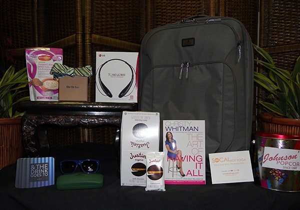 Writers Guild Awards Celeb Gift Bag sweepstakes