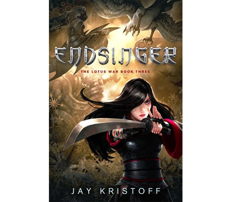 ENDSINGER by Jay Kristoff sweepstakes
