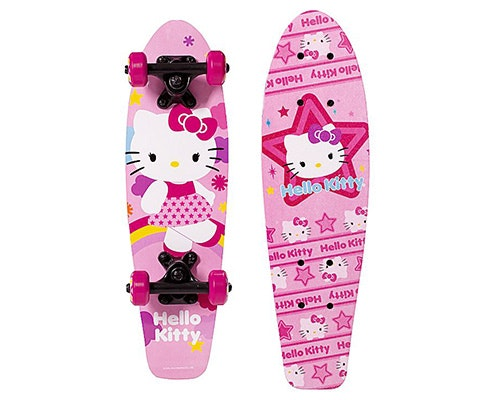 Hello Kitty Skateboard sweepstakes