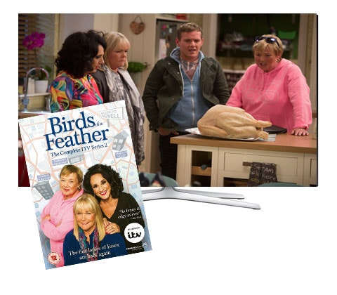 Birds of a Feather sweepstakes