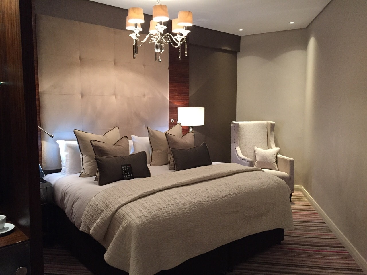 the chance to stay and dine in luxury at La Tour Birmingham.  sweepstakes