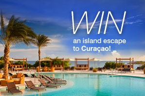 Island Escape to Curacao sweepstakes