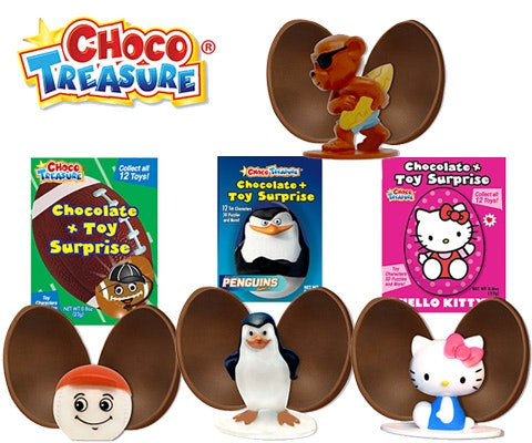 Choco treasure sm
