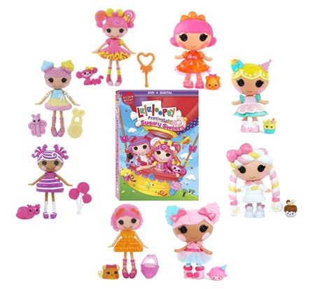 Lalaloopsy Prize Pack sweepstakes