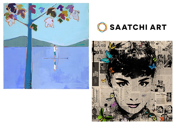 $500 Saatchi Art Gift Card sweepstakes