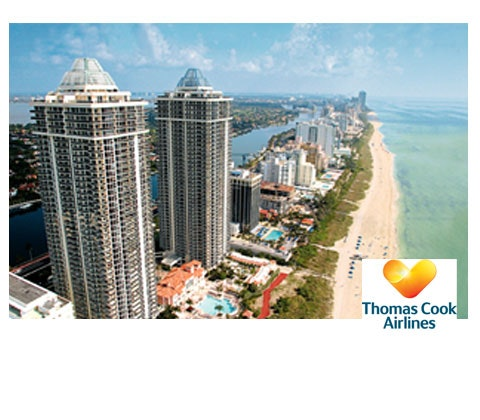 pair of flights to Miami sweepstakes