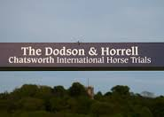 VIP trip to the Dodson & Horrell Chatsworth International Horse Trials sweepstakes