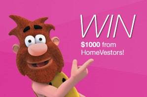 $1000 from HomeVestors sweepstakes
