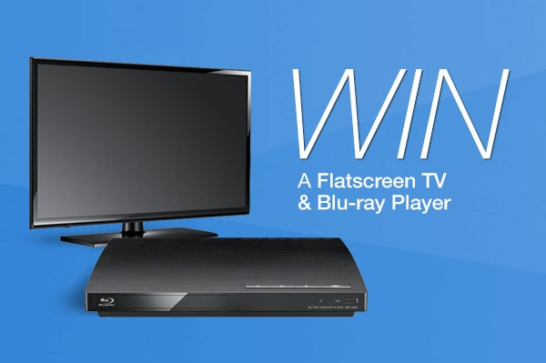 TOP FIVE TV Blu-ray Package sweepstakes