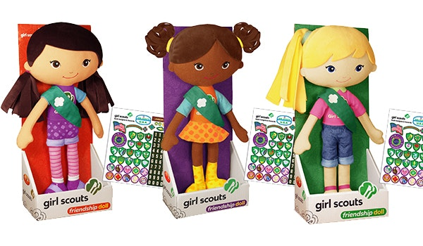 Girl scouts dolls sm