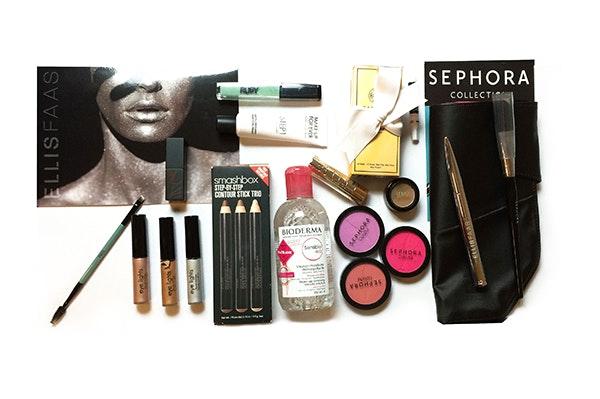 The makeup show sm