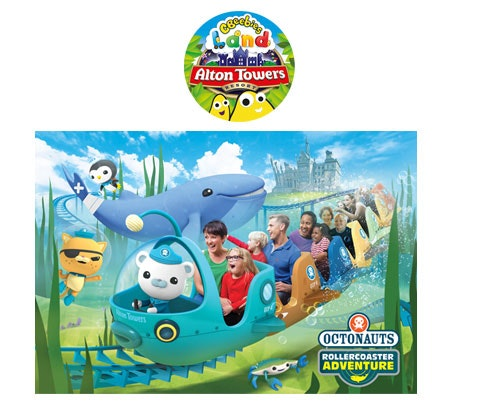 Alton Towers Resort sweepstakes