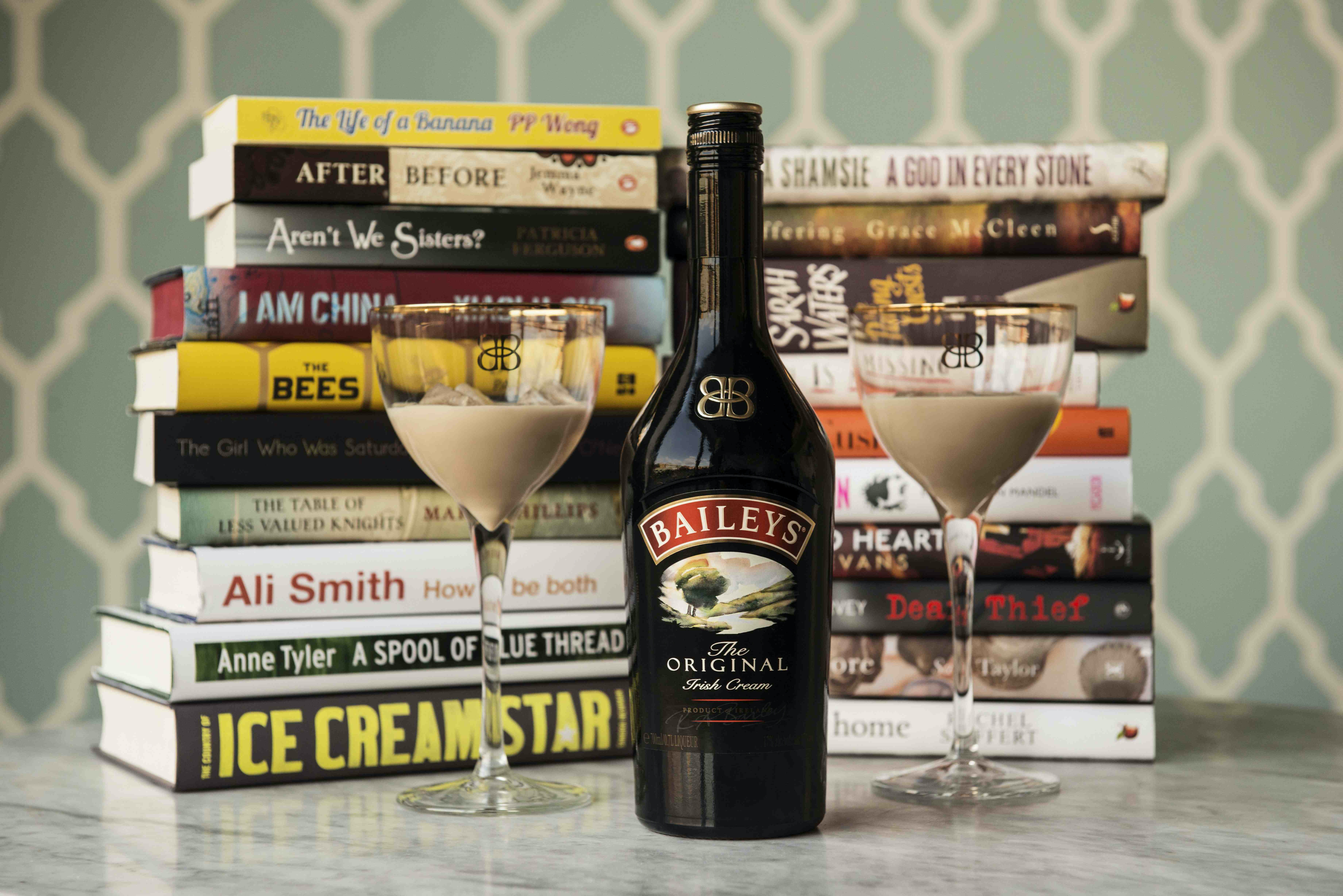 BAILEYS WOMEN'S PRIZE FOR FICTION 2015 LONGLIST sweepstakes