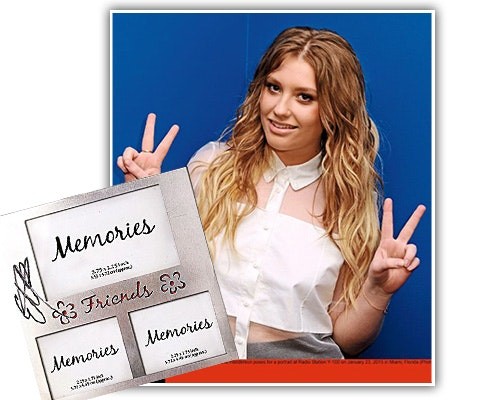 Ella signed picture frame sweepstakes