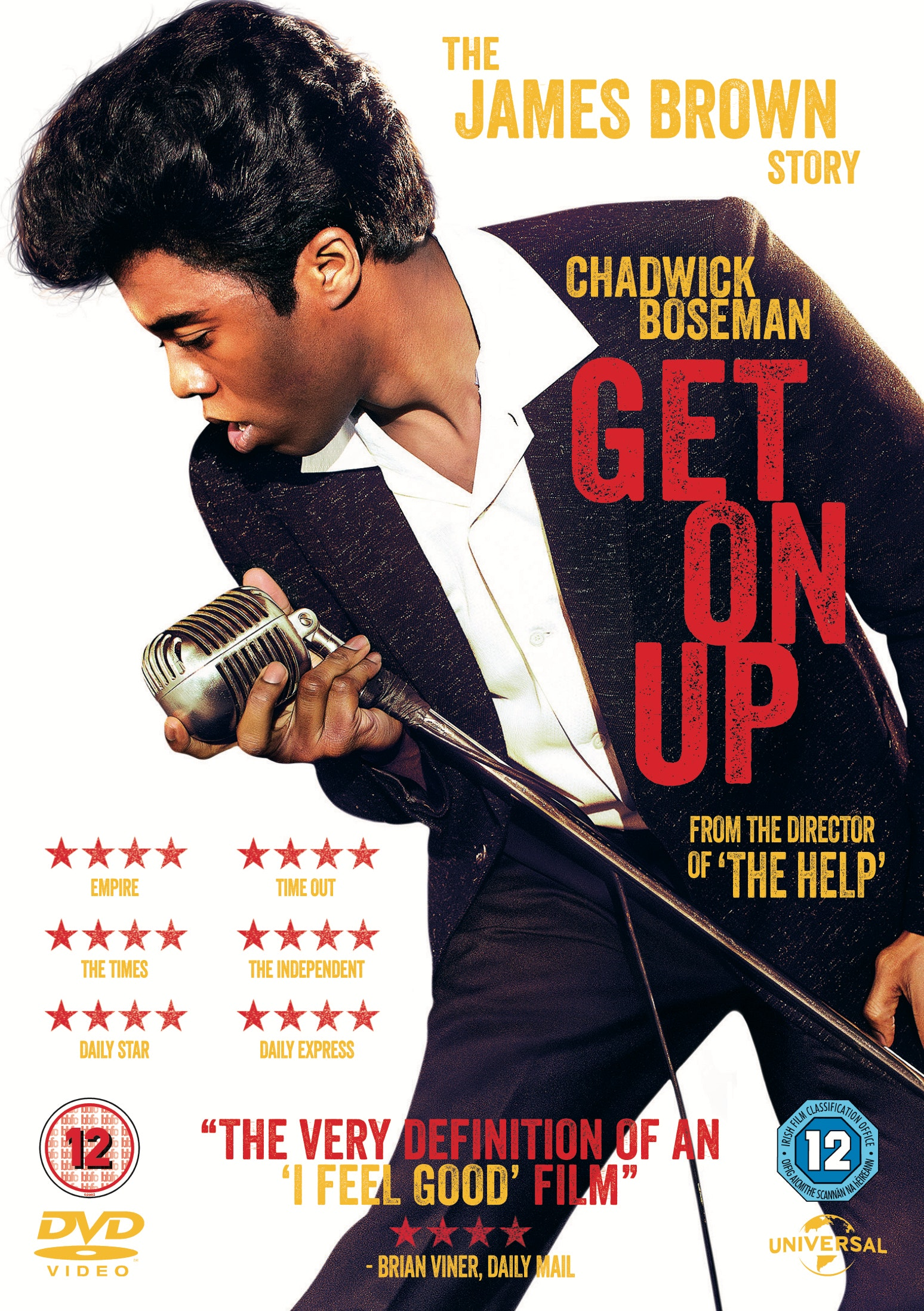 Get On Up signed poster sweepstakes