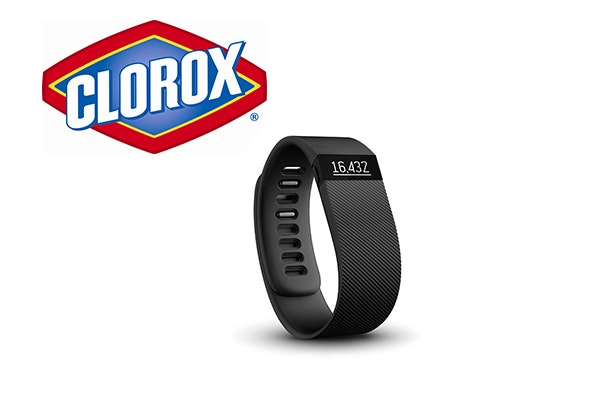 CLOROX Fitbit Prize Package sweepstakes