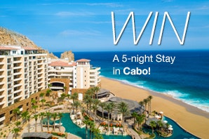 Grand Solmar Resort Cabo sweepstakes