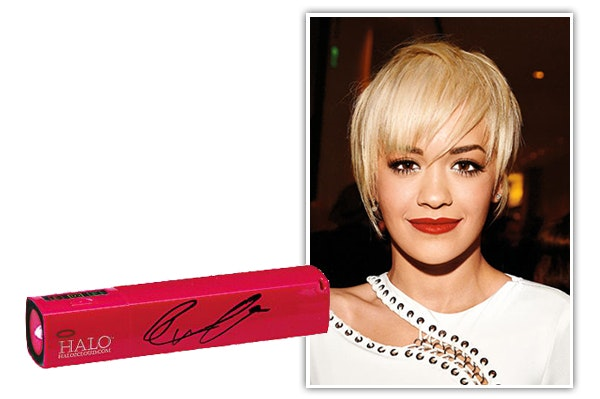 Rita Ora signed charger sweepstakes